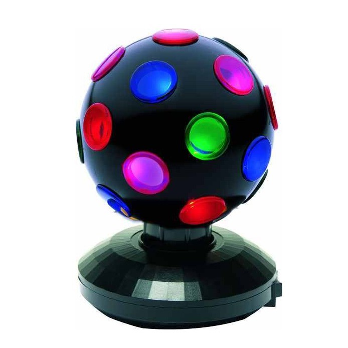 boule de discoth que lightball lumi re disco lumineuse lampe partylampe mlb16 ebay. Black Bedroom Furniture Sets. Home Design Ideas