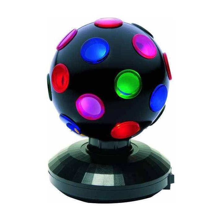 boule de discoth que lightball lumi re disco lumineuse. Black Bedroom Furniture Sets. Home Design Ideas