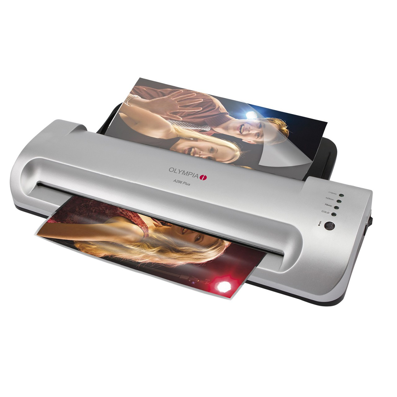 how to use the jam releaser on your laminator
