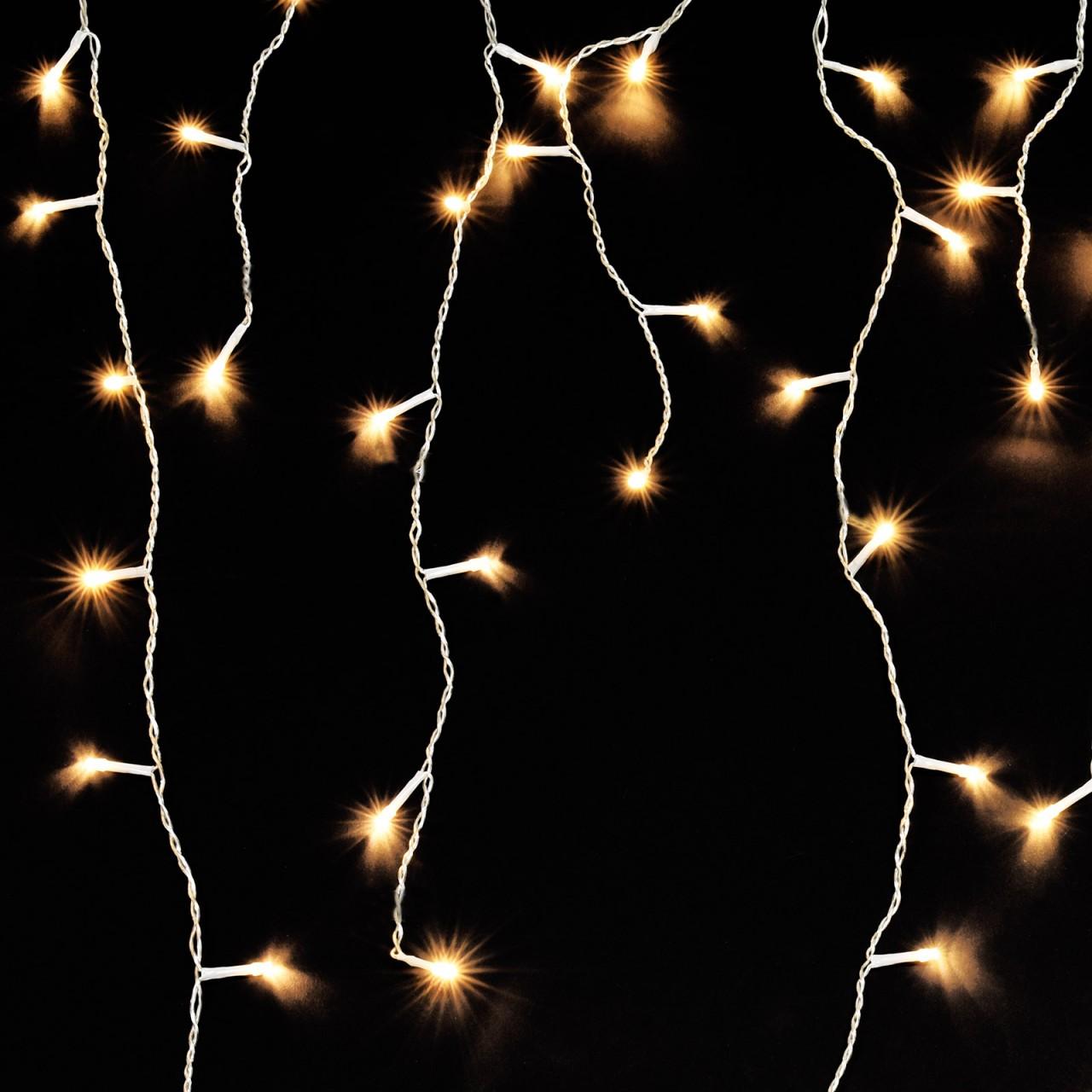 led lichterkette eiszapfen mit 160 leds f r innen und. Black Bedroom Furniture Sets. Home Design Ideas