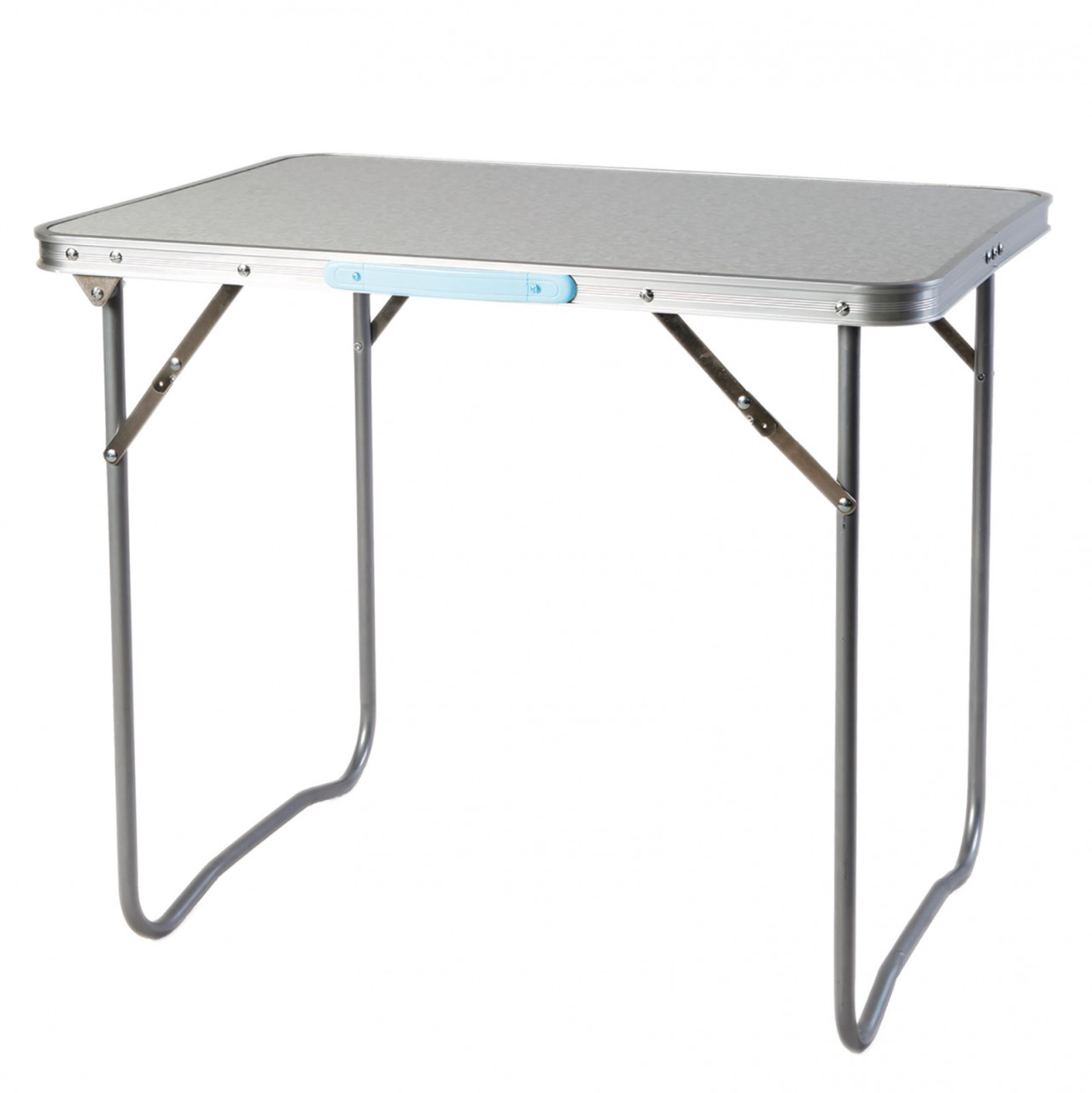 Lex picnic table with carrying handle mit aluminum rack for Table cuisine 60 x 80