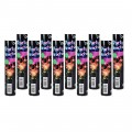 XXL Super Partypack 10 x H+H PK 20 Confetti Shooter metallic 001