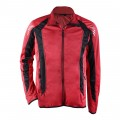 Softshell Cycling Jacket for men fin red/black 001