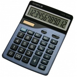 OLYMPIA LCD 5112 Calculatrice