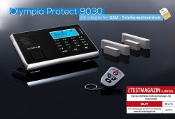 OLYMPIA Wireless GSM Alarm System 9030