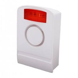 Outdoor Siren for Wireless Alarm Systems in the Protect Series