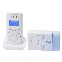 H+H MBF 7010 Low radiation-DECT Baby Monitor