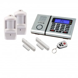OLYMPIA Wireless alarm system 6065 Super Set with 2 Motion Detector