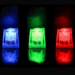 3x LED - Ice Cubes IOIO LED 93