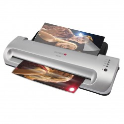 Starter Set OLYMPIA Laminator A 296 Plus with 100 mixed lamination pouches