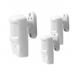 3 pieces Motion Detector for Wireless Alarm Systems in the Protect Series