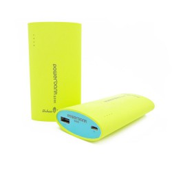 PowerBank 5200 Green Urban Monkeys