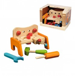 Eichhorn The Collection Work Bench for Kids