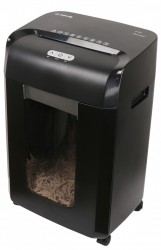 Professional paper shredder particle cut OLYMPIA CC 624.4