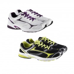 Sport shoes for men and women in 2 colors