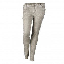 Ladies Jeans Extra Slim Fit Creme