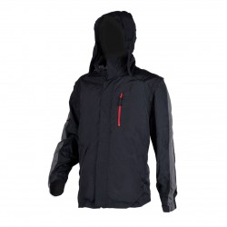 Modern Trekking Coat for Men with UV Protection