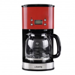 H.koenig MG30 Coffee Maker Silver