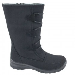 Betty May+ Damen Thermostiefel schwarz