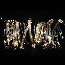 LED Fairy Lights with 10 strands ca. 2m