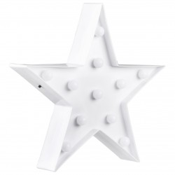 Decorative Star with LEDs