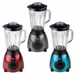 elta Stainless Steel Mixer 1,5 L Glass 500 W, different colours