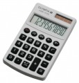 OLYMPIA LCD 1110 calculatrice, blanc 001