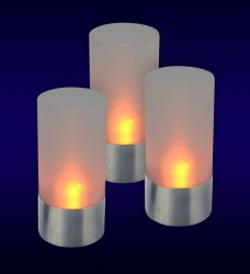 IOIO 3er Tealight set LED 39