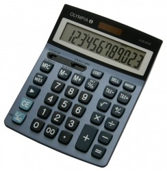 OLYMPIA LCD 6112 Calculatrice
