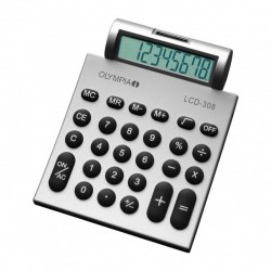 Calculatrice OLYMPIA LCD 308