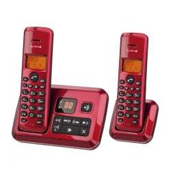OLYMPIA Cordless Phone Model Certo Answer Twin