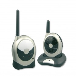 H+H Mobile 2-channel baby alarm using 40 MHz technology